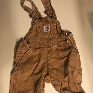 Super cute Carhartt overalls